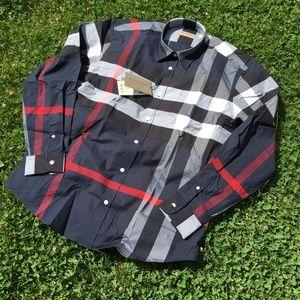 Burberry Shirts - BURBERRY LONDON CASUAL SHIRT MEN
